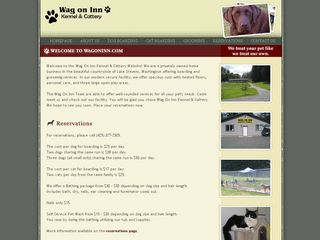 Wag On Inn Kennel  Cattery | Boarding