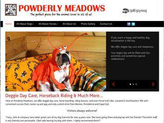 Powderly Meadows | Boarding