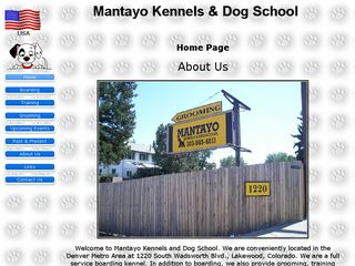 Mantayo Kennels & Dog Training Lakewood
