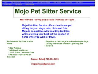Photo of MOJO PET SITTER SERVICE in Lancaster