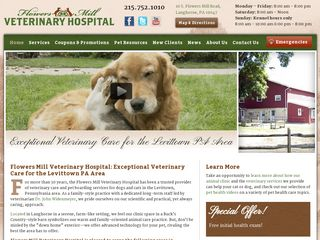 Flowers Mill Veterinary Hospital Langhorne