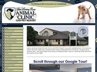 Lake Lansing Rd Animal Clinic Lansing