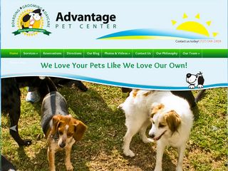 Advantage Pet Center | Boarding