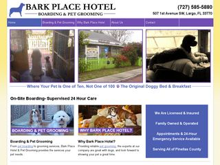 Bark Place Hotel   Pet Grooming | Boarding