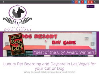 Las Vegas Dog Resort Las Vegas