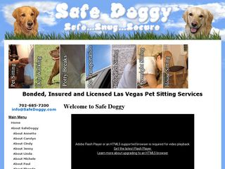 Safe Doggy Pet Sitting LLC | Boarding