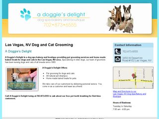 A Doggies Delight Las Vegas