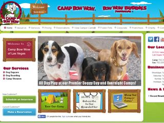 Camp Bow Wow Dog Boarding Las Vegas Las Vegas