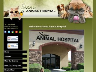 Siena Animal Hospital Las Vegas