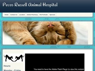 Pecos Russell Animal Hospital Las Vegas