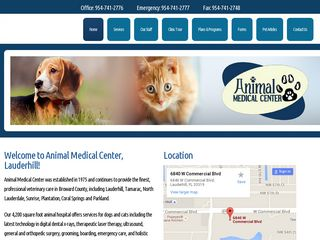 Animal Medical Center Lauderhill