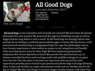 All Good Dogs Daycare Lawrenceville Lawrenceville