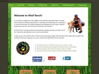 Woof Ranch Leander