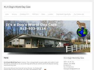 Its A Dogs World | Boarding