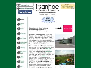 Ivanhoe Country Kennels Lebanon