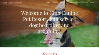 Club Canine Pet Resort Lebanon