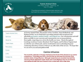Towne Animal Clinic Leesburg