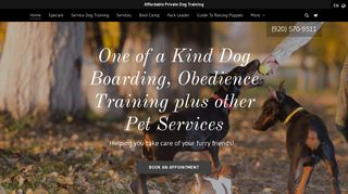 Crystals Dog Training N Boarding | Boarding