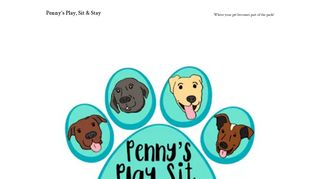 Penny's Play, Sit & Stay LLC | Boarding