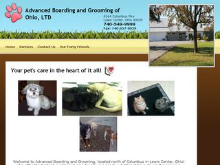 Advanced Boarding Grooming Lewis Center