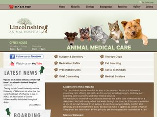Lincolnshire Animal Hospital | Boarding