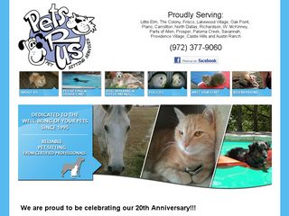 Pets R Us Pet Sitting Services LLC Little Elm