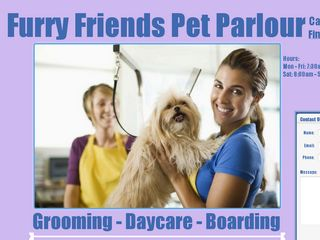 Furry Friends Pet Parlour | Boarding