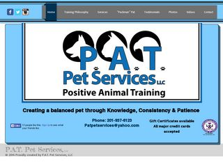 P.A.T. Pet Services LLC Little Falls