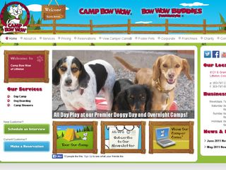 Camp Bow Wow Dog Boarding Littleton Littleton