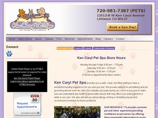 Ken Caryl Pet Spa Littleton