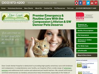 Deer Creek Animal Hospital Littleton