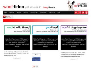 Wooftidoo Pet Services | Boarding
