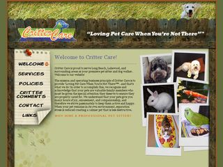 Photo of Critter Care in Long Beach