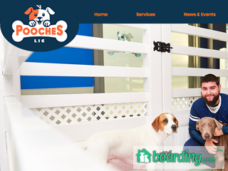 Barlin Bruce Proprietor   Pooches Sport & Spa | Boarding