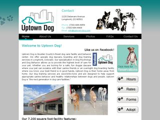 Uptown Dog | Boarding