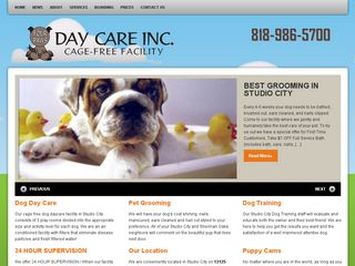 Four Paws Day Care Los Angeles