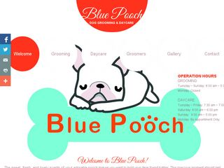 Blue Pooch Los Angeles