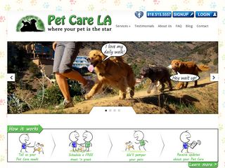 Animal House Pet Care LA Los Angeles