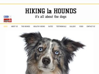 Hiking LA Hounds | Boarding