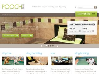 Pooch Hotel Hollywood | Boarding