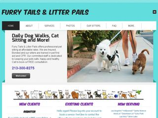 Parker   Friends Pet Sitting Los Angeles