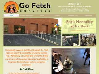 Go Fetch Services | Boarding