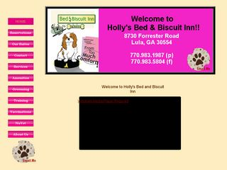 Hollys Bed & Biscuit Inn | Boarding