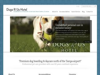 Dogs R Us Hotel | Boarding