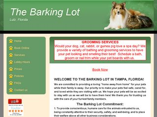 The Barking Lot Llc | Boarding