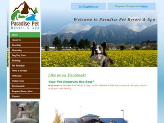 Paradise Pet Resort   Spa Madison
