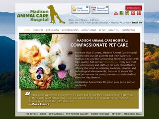 Madison Animal Care Hospital | Boarding