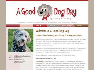 A Good Dog Day LLC Magalia