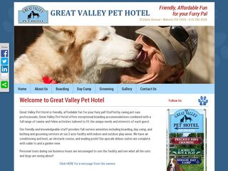 Great Valley Pet Hotel | Boarding