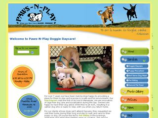 Paws N Play | Boarding